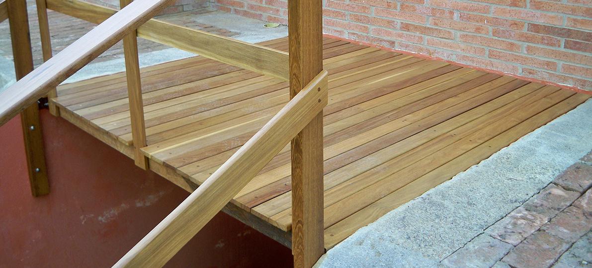 Clearpisos instalaciones garantizadas de pisos de madera for Trazar una escalera