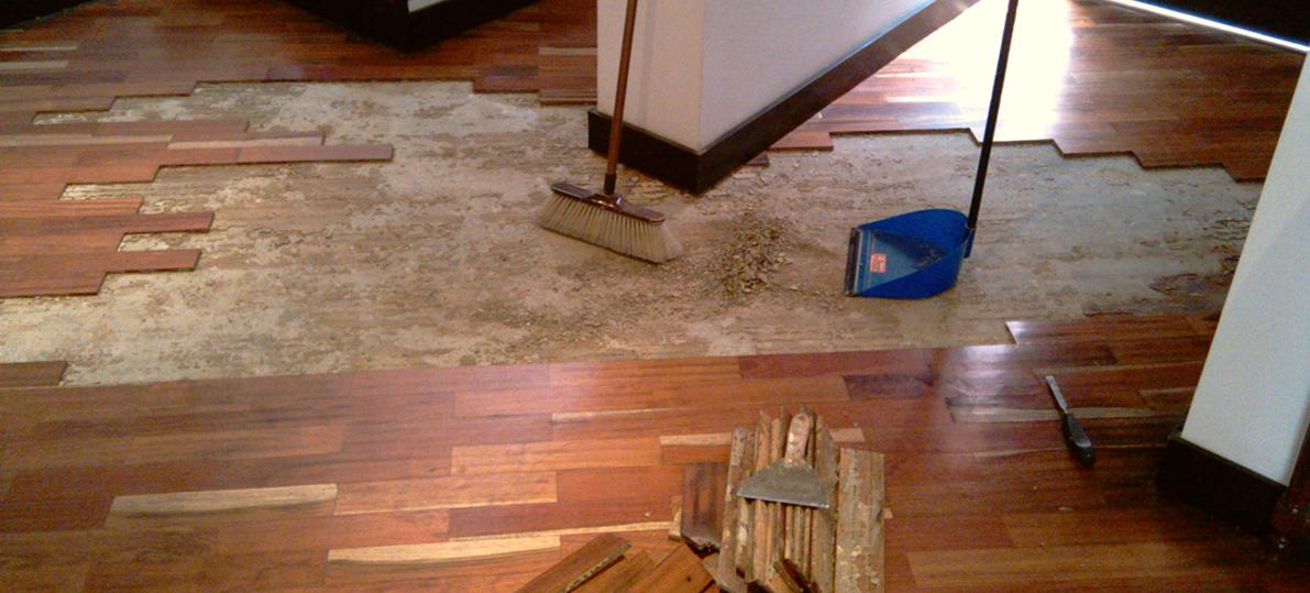Inundaciones de pisos de madera en bogot - Como se limpia el piso parquet ...