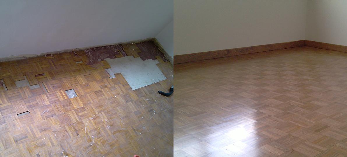 Piso de parquet piso parquet piso madera colocacin pulido - Que hay que hacer para alquilar un piso ...